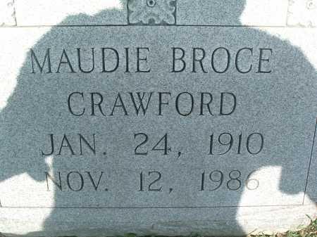 CRAWFORD, MAUDIE - Montgomery County, Virginia   MAUDIE CRAWFORD - Virginia Gravestone Photos