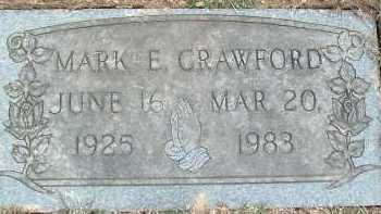 CRAWFORD, MARK E. - Montgomery County, Virginia | MARK E. CRAWFORD - Virginia Gravestone Photos