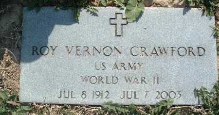 CRAWFORD, ROY VERNON - Montgomery County, Virginia | ROY VERNON CRAWFORD - Virginia Gravestone Photos