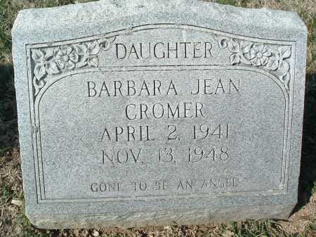 CROMER, BARBARA JEAN - Montgomery County, Virginia | BARBARA JEAN CROMER - Virginia Gravestone Photos
