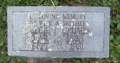 CROMER, DULCIE E. - Montgomery County, Virginia | DULCIE E. CROMER - Virginia Gravestone Photos