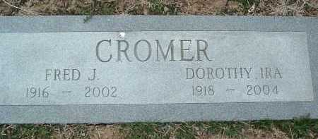 CROMER, DOROTHY IRA - Montgomery County, Virginia | DOROTHY IRA CROMER - Virginia Gravestone Photos