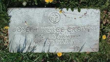CROMER, JOSEPH PIERCE - Montgomery County, Virginia | JOSEPH PIERCE CROMER - Virginia Gravestone Photos
