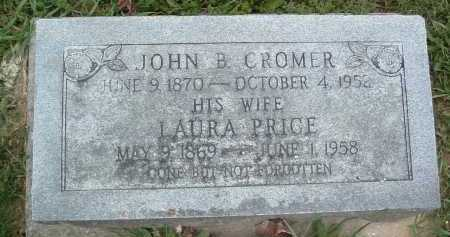 CROMER, LAURA - Montgomery County, Virginia | LAURA CROMER - Virginia Gravestone Photos