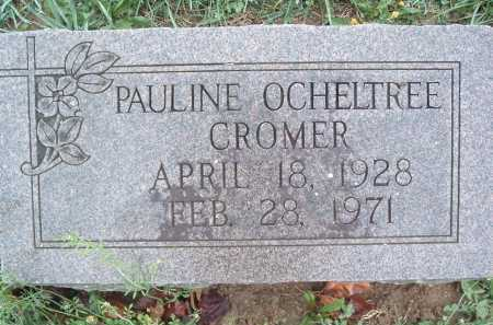 CROMER, PAULINE - Montgomery County, Virginia | PAULINE CROMER - Virginia Gravestone Photos