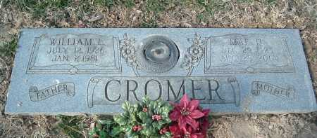 CROMER, MAE H. - Montgomery County, Virginia | MAE H. CROMER - Virginia Gravestone Photos
