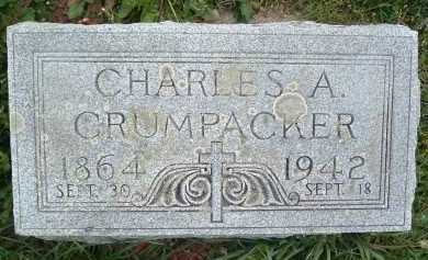 CRUMPACKER, CHARLES A. - Montgomery County, Virginia | CHARLES A. CRUMPACKER - Virginia Gravestone Photos