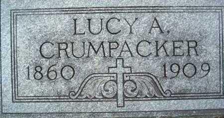 CRUMPACKER, LUCY A. - Montgomery County, Virginia | LUCY A. CRUMPACKER - Virginia Gravestone Photos