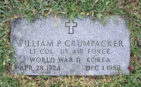 CRUMPACKER, WILLIAM P. - Montgomery County, Virginia | WILLIAM P. CRUMPACKER - Virginia Gravestone Photos