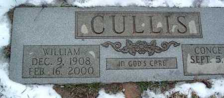 CULLIS, WILLIAM - Montgomery County, Virginia | WILLIAM CULLIS - Virginia Gravestone Photos