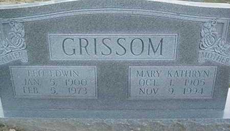 GRISSOM, MARY KATHRYN - Montgomery County, Virginia | MARY KATHRYN GRISSOM - Virginia Gravestone Photos