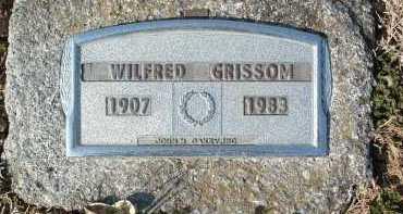 GRISSOM, WILFRED - Montgomery County, Virginia   WILFRED GRISSOM - Virginia Gravestone Photos