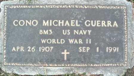 GUERRA, CONO MICHAEL - Montgomery County, Virginia   CONO MICHAEL GUERRA - Virginia Gravestone Photos