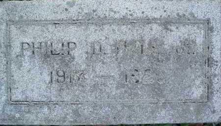 HALE, PHILIP D. JR. - Montgomery County, Virginia   PHILIP D. JR. HALE - Virginia Gravestone Photos