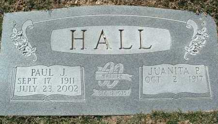 HALL, PAUL J. - Montgomery County, Virginia | PAUL J. HALL - Virginia Gravestone Photos