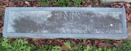 JONES, CHARLOTTE C. - Montgomery County, Virginia | CHARLOTTE C. JONES - Virginia Gravestone Photos