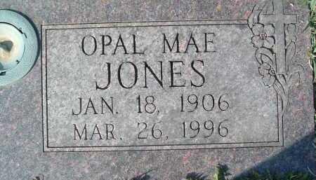 JONES, OPAL MAE - Montgomery County, Virginia | OPAL MAE JONES - Virginia Gravestone Photos