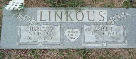 LINKOUS, CHARLES W. - Montgomery County, Virginia | CHARLES W. LINKOUS - Virginia Gravestone Photos