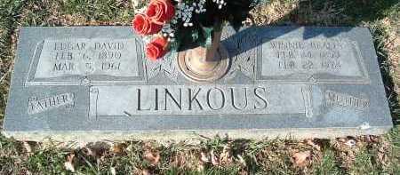 LINKOUS, WINNIE BEALEY - Montgomery County, Virginia | WINNIE BEALEY LINKOUS - Virginia Gravestone Photos