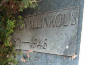 LINKOUS, HOUSTON M. - Montgomery County, Virginia | HOUSTON M. LINKOUS - Virginia Gravestone Photos
