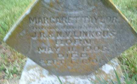 LINKOUS, MARGARET TAYLOR - Montgomery County, Virginia   MARGARET TAYLOR LINKOUS - Virginia Gravestone Photos