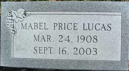 LUCAS, MABEL - Montgomery County, Virginia | MABEL LUCAS - Virginia Gravestone Photos