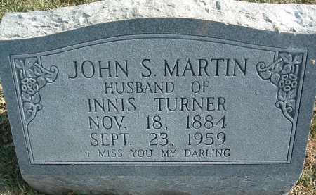 MARTIN, JOHN S. - Montgomery County, Virginia | JOHN S. MARTIN - Virginia Gravestone Photos