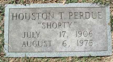 PERDUE, HOUSTON T. - Montgomery County, Virginia | HOUSTON T. PERDUE - Virginia Gravestone Photos