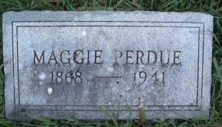 PERDUE, MAGGIE - Montgomery County, Virginia | MAGGIE PERDUE - Virginia Gravestone Photos