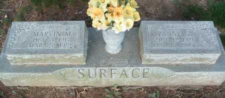 SURFACE, PANSY S. - Montgomery County, Virginia | PANSY S. SURFACE - Virginia Gravestone Photos