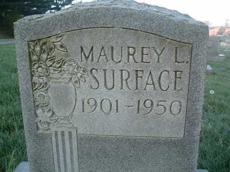 SURFACE, MAUREY L. - Montgomery County, Virginia | MAUREY L. SURFACE - Virginia Gravestone Photos