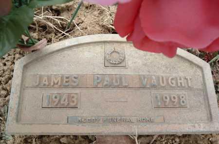 VAUGHT, JAMES PAUL - Montgomery County, Virginia | JAMES PAUL VAUGHT - Virginia Gravestone Photos