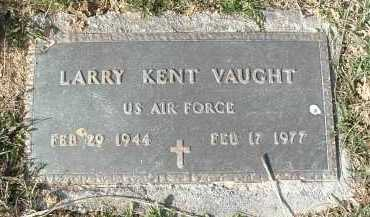 VAUGHT, LARRY KENT - Montgomery County, Virginia | LARRY KENT VAUGHT - Virginia Gravestone Photos