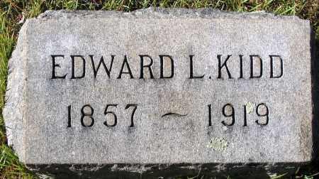 KIDD, EDWARD L. - Nelson County, Virginia   EDWARD L. KIDD - Virginia Gravestone Photos