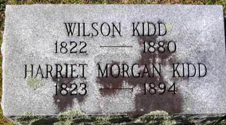 KIDD, WILSON - Nelson County, Virginia   WILSON KIDD - Virginia Gravestone Photos