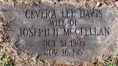 MCCLELLAN, CEVERA LEE - Nelson County, Virginia | CEVERA LEE MCCLELLAN - Virginia Gravestone Photos