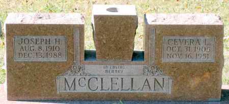 MCCLELLAN, JOSEPH H. - Nelson County, Virginia | JOSEPH H. MCCLELLAN - Virginia Gravestone Photos