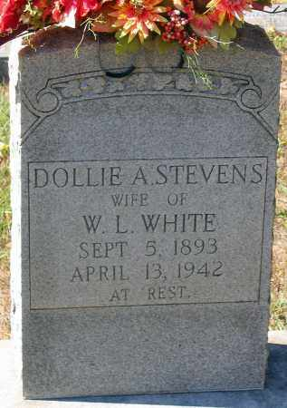 WHITE, DOLLIE A. - Nelson County, Virginia | DOLLIE A. WHITE - Virginia Gravestone Photos