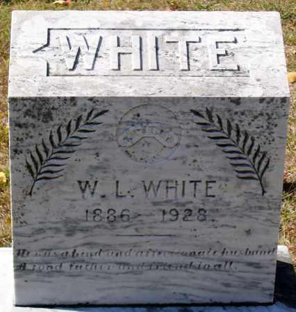 WHITE, WILSON L. - Nelson County, Virginia   WILSON L. WHITE - Virginia Gravestone Photos