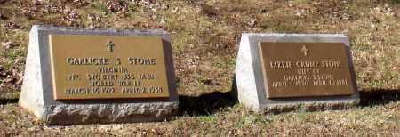 CRUMP STONE, LIZZIE - New Kent County, Virginia | LIZZIE CRUMP STONE - Virginia Gravestone Photos