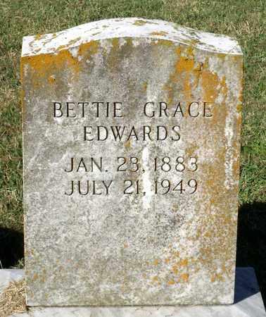 EDWARDS, BETTIE GRACE - Northumberland County, Virginia | BETTIE GRACE EDWARDS - Virginia Gravestone Photos