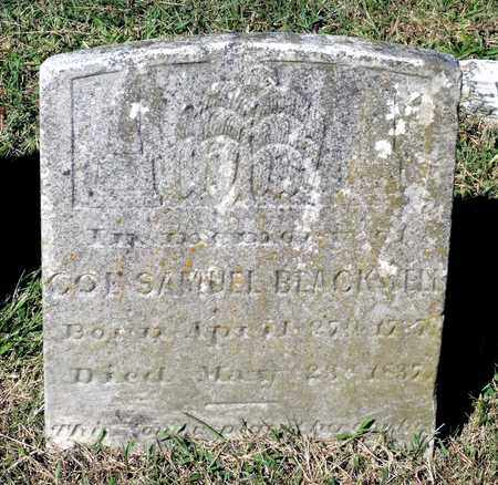 BLACKWELL, SAMUEL - Northumberland County, Virginia | SAMUEL BLACKWELL - Virginia Gravestone Photos