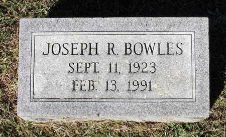 BOWLES, JOSEPH R. - Northumberland County, Virginia | JOSEPH R. BOWLES - Virginia Gravestone Photos