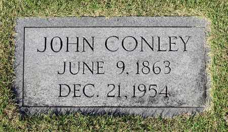 CONLEY, JOHN - Northumberland County, Virginia | JOHN CONLEY - Virginia Gravestone Photos
