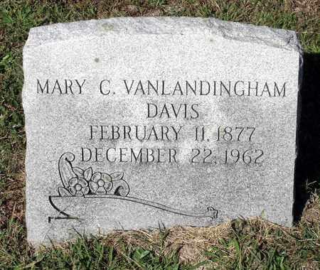 DAVIS, MARY C. - Northumberland County, Virginia | MARY C. DAVIS - Virginia Gravestone Photos