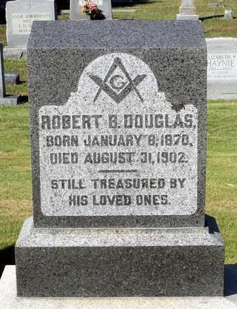 DOUGLAS, ROBERT B. - Northumberland County, Virginia | ROBERT B. DOUGLAS - Virginia Gravestone Photos