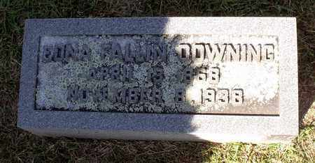 FALLIN DOWNING, EDNA - Northumberland County, Virginia | EDNA FALLIN DOWNING - Virginia Gravestone Photos