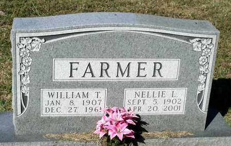 FARMER, NELLIE L. - Northumberland County, Virginia | NELLIE L. FARMER - Virginia Gravestone Photos