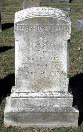 FIELD, MARY SUSAN - Northumberland County, Virginia | MARY SUSAN FIELD - Virginia Gravestone Photos