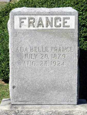FRANCE, ADA BELLE - Northumberland County, Virginia | ADA BELLE FRANCE - Virginia Gravestone Photos